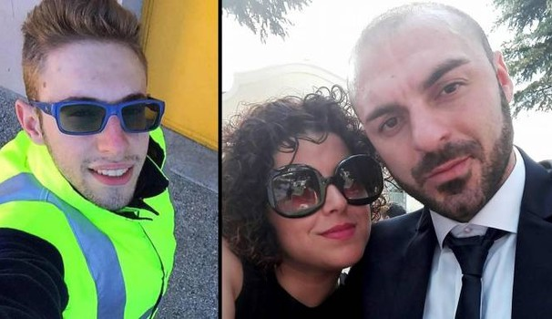 VIDEO Vasto, folla ai funerali di Italo D'Elisa