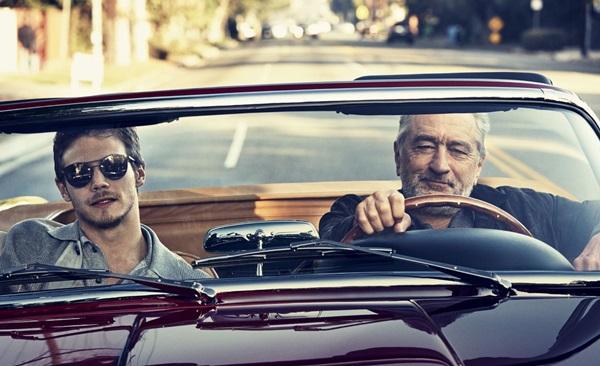 Ermenegildo Zegna, Robert De Niro protagonista collezione primvera-estate 2017 1