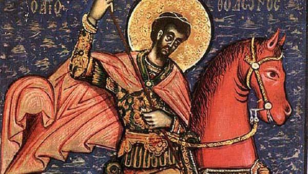 Santo del Giorno, oggi 7 febbraio: San Teodoro, patrono di Brindisi 1