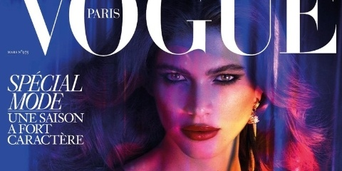 Chi è Valentina Sampaio, prima modella transgender in copertina su Vogue