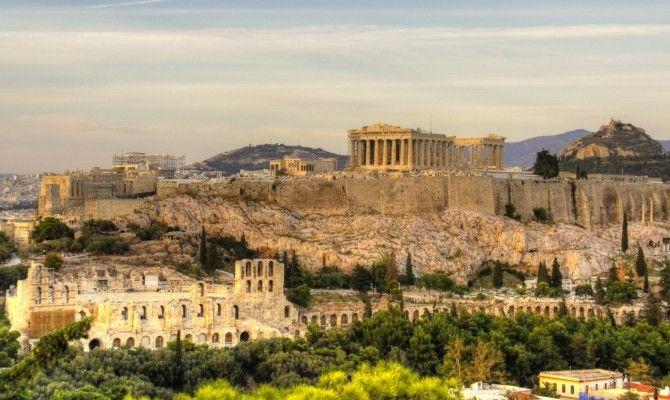Gucci, Atene non gli concede l'Acropoli: Agrigento propone la Valle dei Templi 1