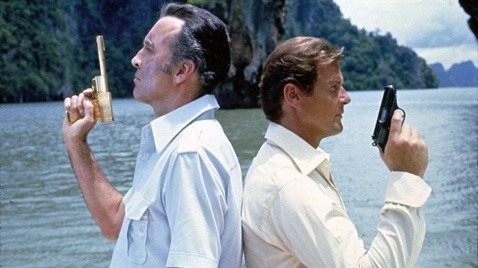 Agente 007-L'uomo dalla pistola d'oro su Rai Movie (15 febbraio 2017)