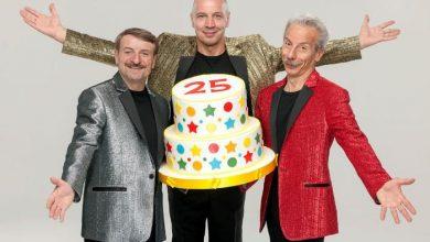 Photo of Aldo, Giovanni e Giacomo Live On Stage su Rai 2 (16 febbraio 2017)