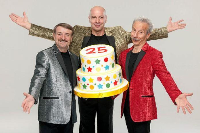 Aldo, Giovanni e Giacomo Live On Stage su Rai 2 (16 febbraio 2017) 2