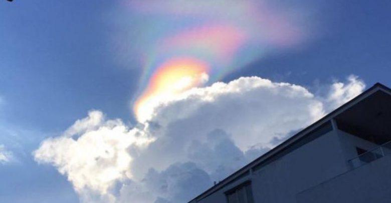 Arcobaleno di Fuoco a Singapore (Foto) 2