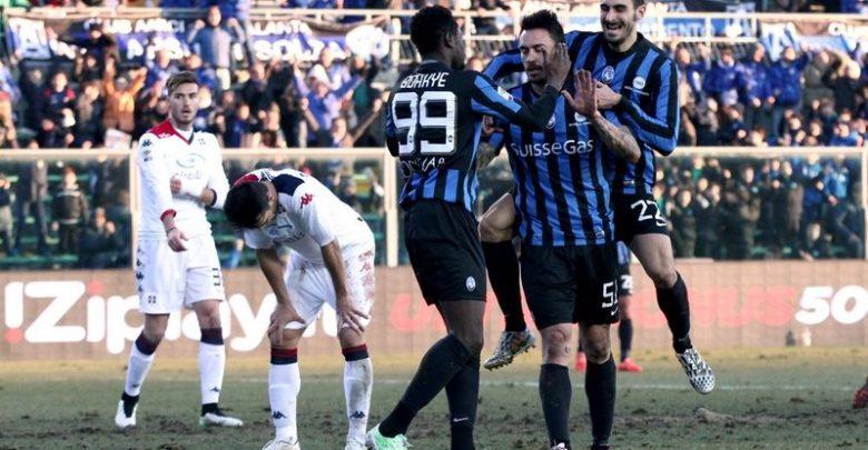 Voti Atalanta-Cagliari 2-0, Fantacalcio Gazzetta dello Sport