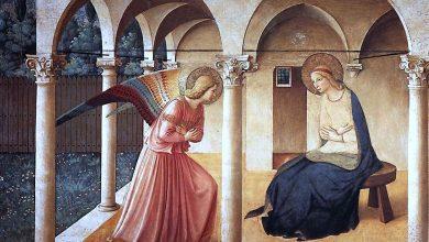 Photo of Santo del Giorno, oggi 25 marzo: Annunciazione del Signore