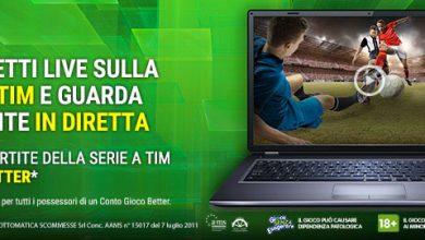 Photo of Serie A TIM, Napoli-Genoa e Milan-Lazio in Diretta Streaming su Better