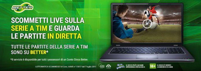 Serie A TIM, Napoli-Genoa e Milan-Lazio in Diretta Streaming su Better