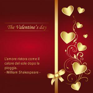 San Valentino, Biglietti di Auguri da stampare 3