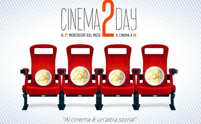 Cinema2Day, Sale aderenti e Film da vedere Oggi (8 febbraio 2017)