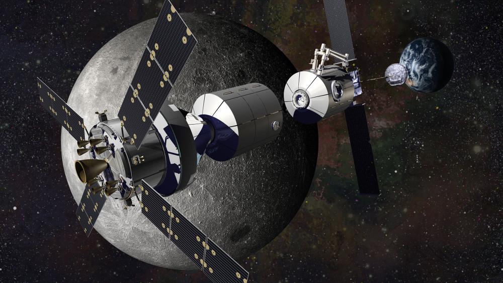 Missione sulla Luna, Esa e Nasa collaborano per un viaggio nel 2021