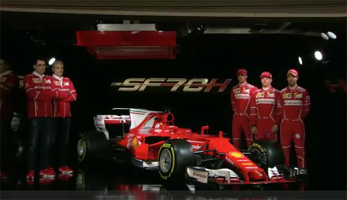 Ferrari F1 2017 News: Motore, Caratteristiche Tecniche e Piloti 2