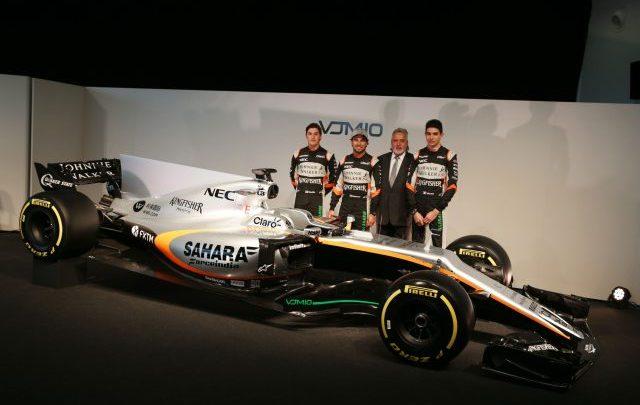 Formula 1 2017, Force India: Motore, Caratteristiche e Piloti 1
