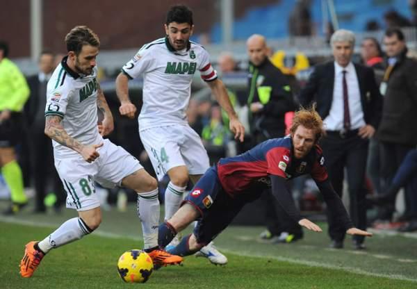Voti Genoa-Sassuolo 0-1, Fantacalcio Gazzetta dello Sport