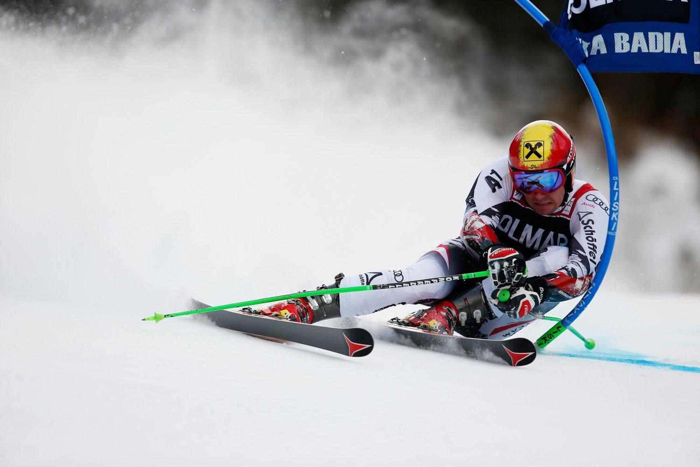 Mondiali Sci Alpino 2017, Slalom Gigante Maschile: Risultati Prima Manche
