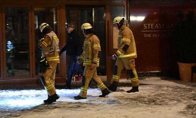 Berlino, Incendio in una Sauna: Morto un Italiano