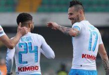 Voti Chievo Verona-Napoli 1-3, Fantacalcio Gazzetta dello Sport