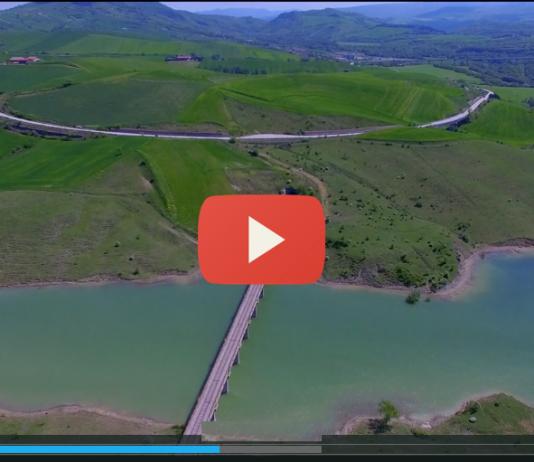 L'Irpinia dal drone, come non l'avete mai vista prima (Video)