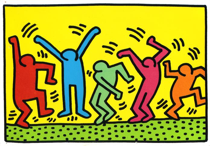 Milano, Keith Haring in mostra al Palazzo Reale