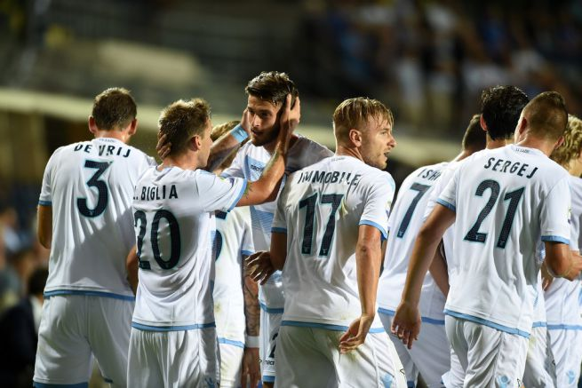 Pescara-Lazio 2-6 Risultato Finale