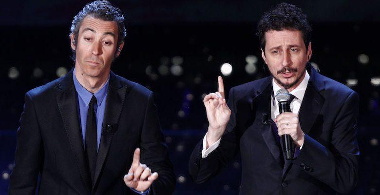 Luca e Paolo a Sanremo 2017 (Video)