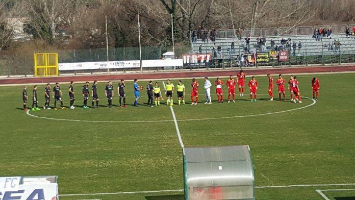Lupa Roma-Lucchese 3-1: Cronaca e Tabellino 1