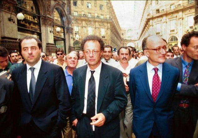 Tangentopoli, 25 anni fa l'inizio: Storia di Mani Pulite 1
