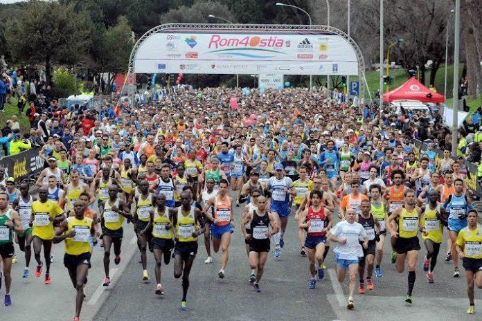 Mezza Maratona di Roma 2017: Data, Percorso e Iscrizione 1