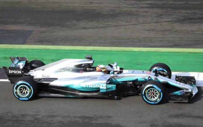 Nuova Mercedes Formula 1 2017, Video della W08