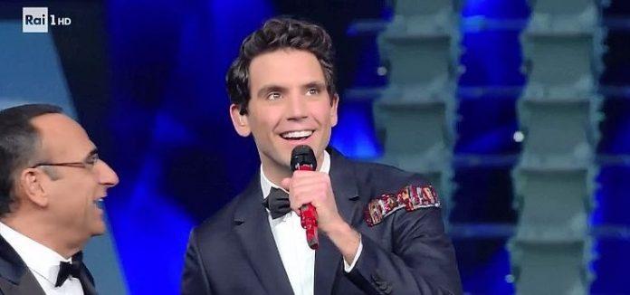 Mika a Sanremo 2017: l'omaggio a George Michael 2