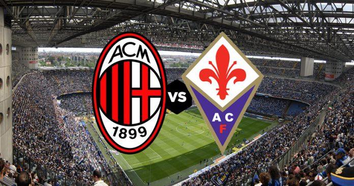 Milan-Fiorentina 2-1 Risultato Finale