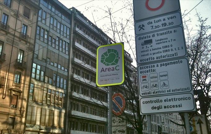 Milano, Area C le nuove regole: Divieti, Ingressi Residenti, Pagamento 1