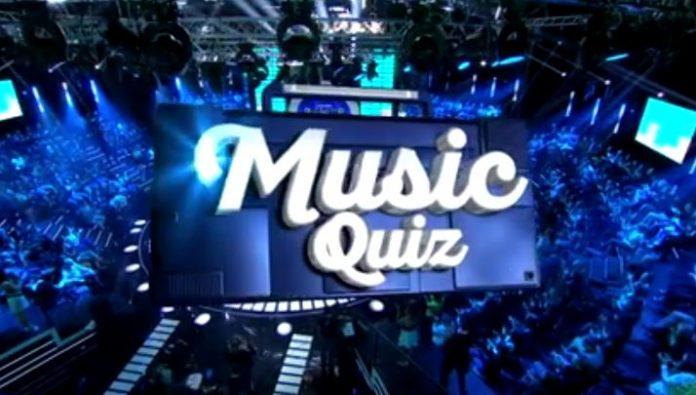 Music Quiz Rai Uno, Ospiti di Amadeus (3 febbraio 2017)