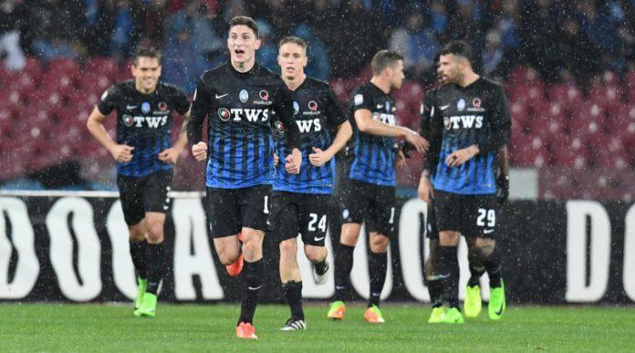 Voti Napoli-Atalanta 0-2, Fantacalcio Gazzetta dello Sport