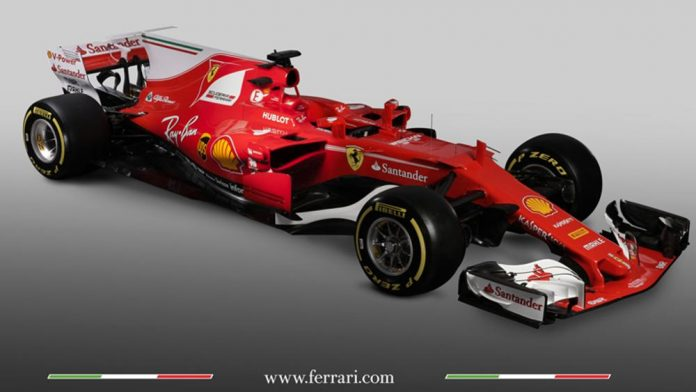 Ferrari F1 2017, Presentazione: Video e Foto 3