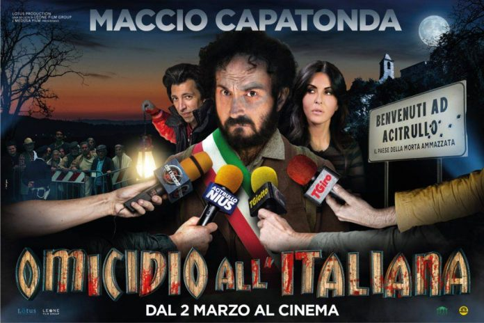 Omicidio all'italiana: Data Uscita Film, Trama e Cast 1