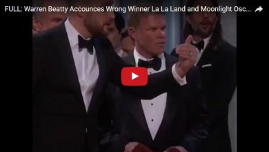 Photo of Oscar 2017, Premio Miglior Film: errore nell'assegnazione (Video)