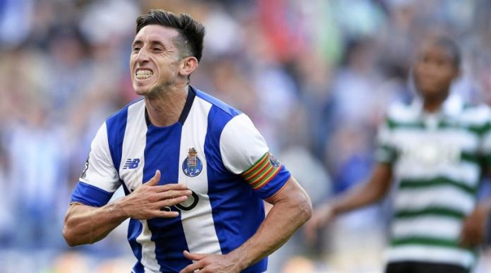 Infortunio Herrera in Porto-Juventus 0-2, le Accuse a Lichtsteiner 2