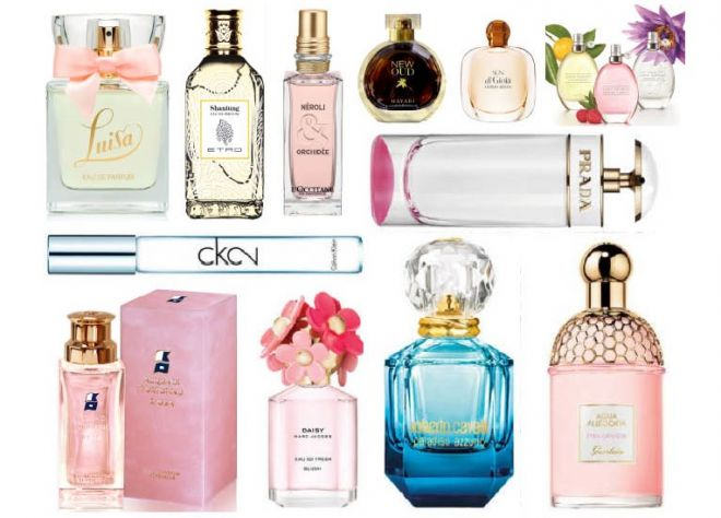 Nuove fragranze donna profumi per l 39 estate 2017 for Fragranze francesi