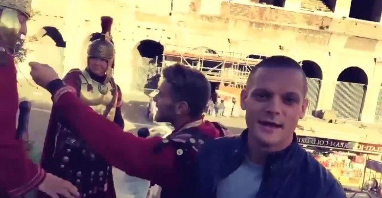 Psyko Punkz, Aggredito a Roma da finti Centurioni (Video)
