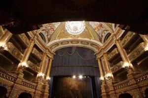 Teatro di Corte della Reggia di Caserta: Date e Orari di visita al pubblico 1