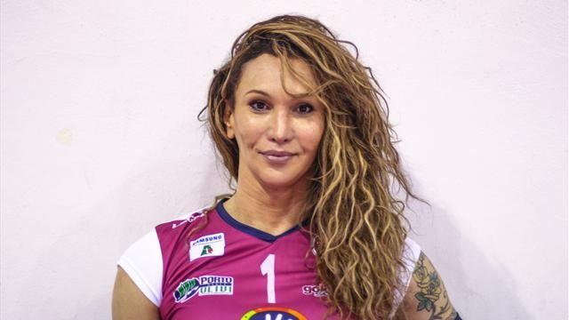 Tiffany Pereira gioca con la Golem Palmi: Polemica nella Pallavolo Femminile 1