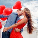Auguri di San Valentino alla fidanzata