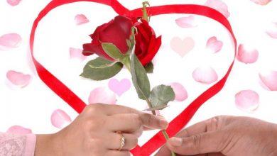 Photo of Auguri di San Valentino per la moglie: le frasi più belle