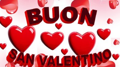 Photo of San Valentino, Biglietti di Auguri da stampare
