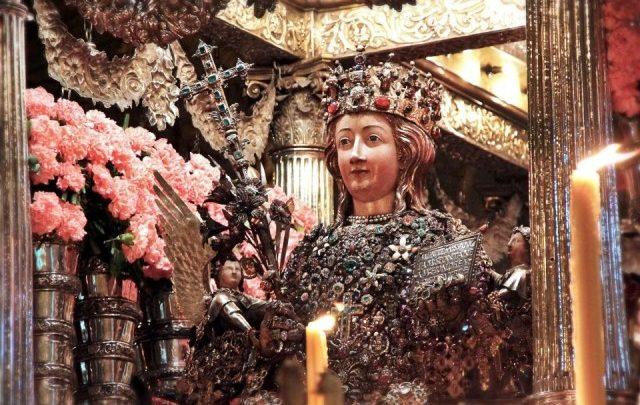 Sant'Agata, Santo del Giorno Oggi 5 febbraio 2
