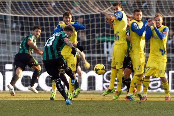 Voti Sassuolo-Chievo 1-3, Fantacalcio Gazzetta dello Sport