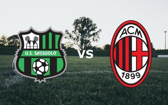 Sassuolo-Milan 0-1 Risultato Finale