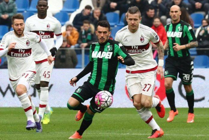 Voti Sassuolo-Milan 0-1, Fantacalcio Gazzetta dello Sport